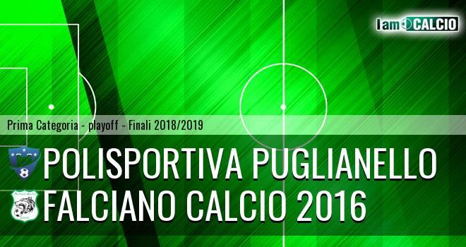 Polisportiva Puglianello - Falciano Calcio 2016 1-0. Cronaca Diretta 08/06/2019