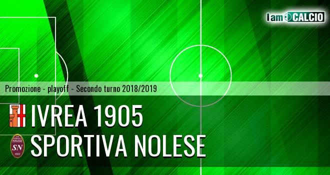 Ivrea 1905 - Sportiva Nolese