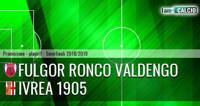 Fulgor Ronco Valdengo - Ivrea 1905