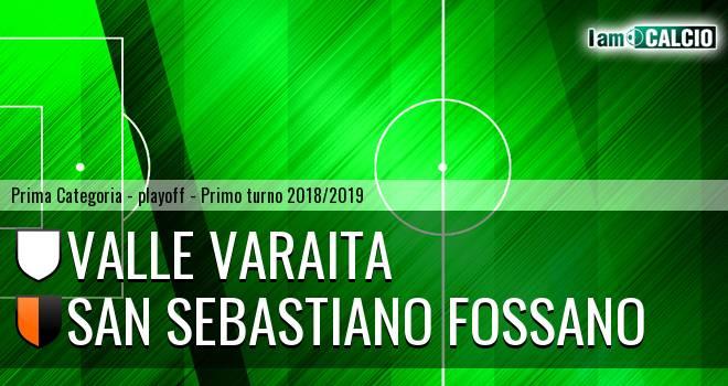 Valle Varaita - San Sebastiano Fossano