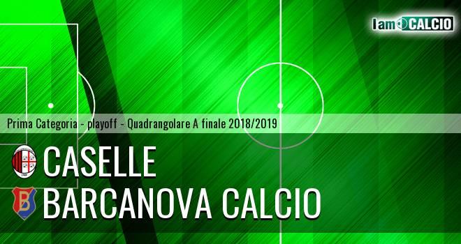Caselle - Barcanova Calcio
