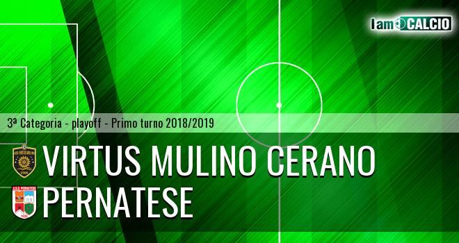 Virtus Mulino Cerano - Pernatese