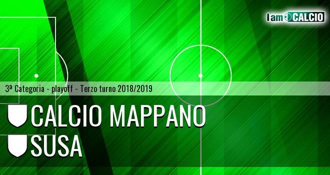 Calcio Mappano - Susa