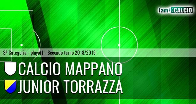 Calcio Mappano - Junior Torrazza