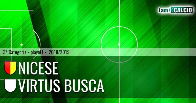 Nicese - Virtus Busca