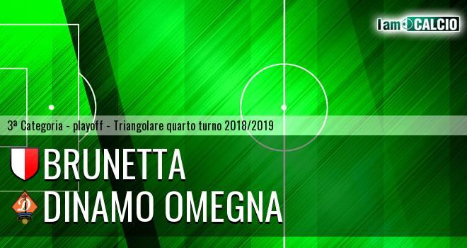 Brunetta - Dinamo Omegna
