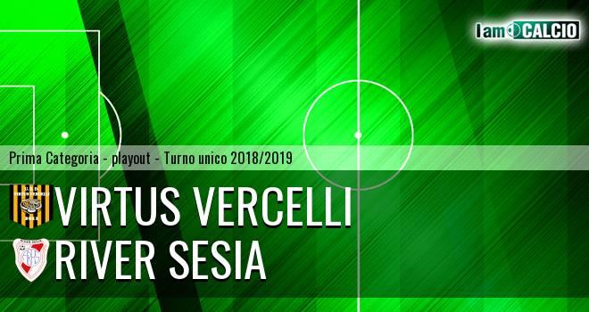 Virtus Vercelli - River Sesia