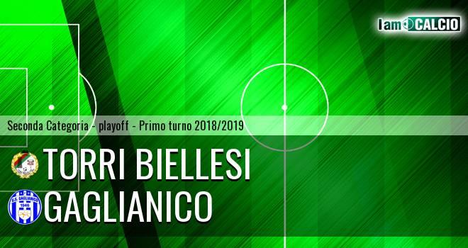 Torri Biellesi - Gaglianico 1-1. Cronaca Diretta 26/05/2019