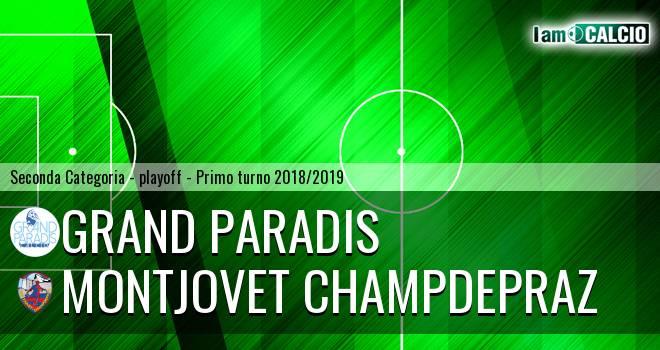Grand Paradis - Montjovet Champdepraz
