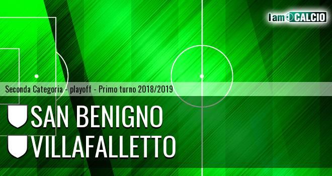 San Benigno - Villafalletto