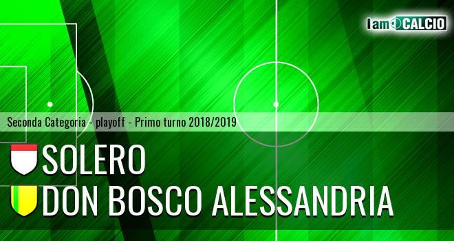 Solero - Don Bosco Alessandria
