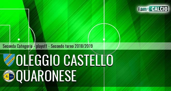 Oleggio Castello - Quaronese