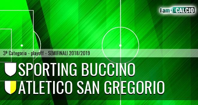 Sporting Buccino - Atletico Palomonte