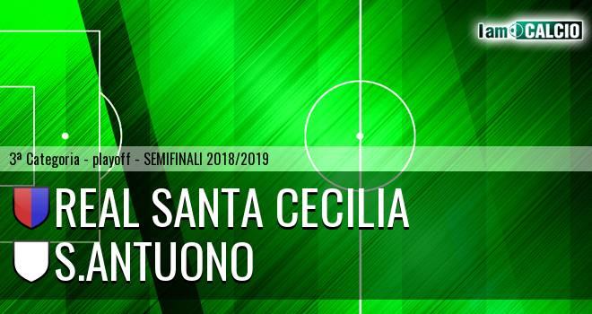Real Santa Cecilia - S.Antuono