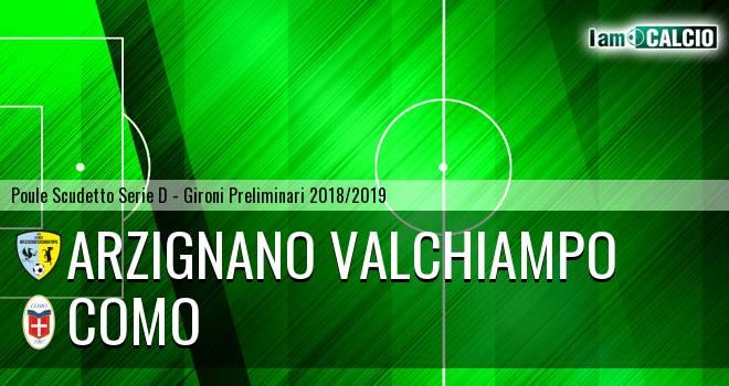 Arzignano Valchiampo - Como