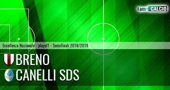 Breno - Canelli SDS