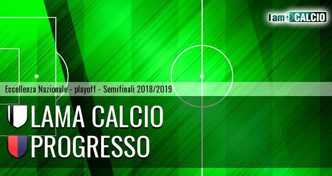 Lama Calcio - Progresso