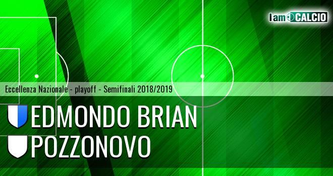 Edmondo Brian - Pozzonovo