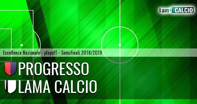 Progresso - Lama Calcio