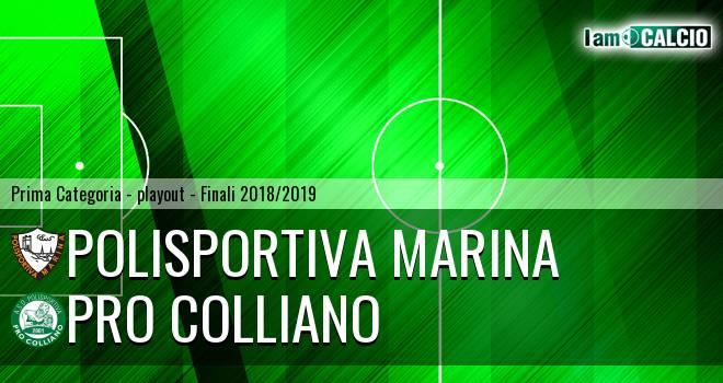 Polisportiva Marina - Pro Colliano