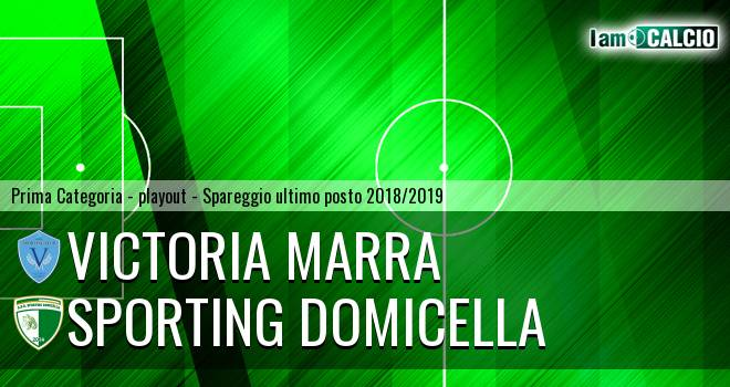 Victoria Marra - Sporting Domicella