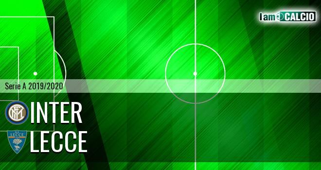 Inter - Lecce