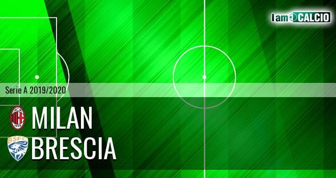 Milan - Brescia