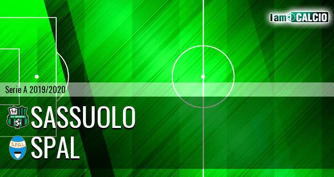 Sassuolo - Spal