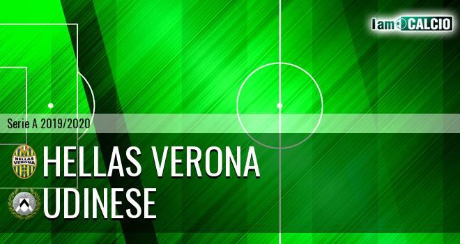 Hellas Verona - Udinese