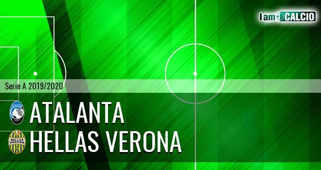 Atalanta - Hellas Verona