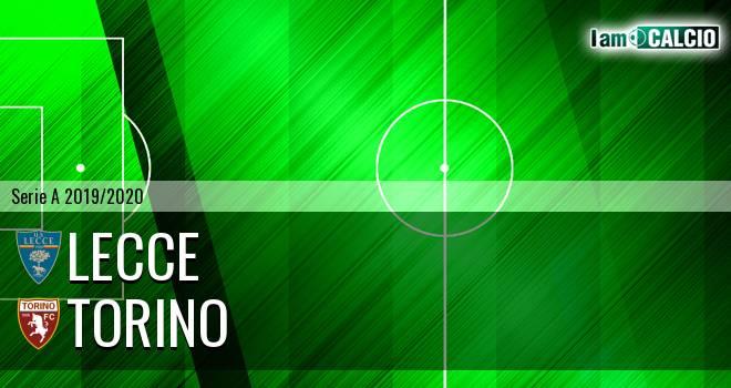 Lecce - Torino 4-0. Cronaca Diretta 02/02/2020