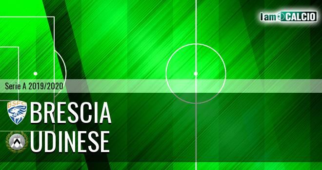 Brescia - Udinese