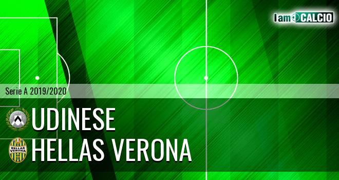 Udinese - Hellas Verona