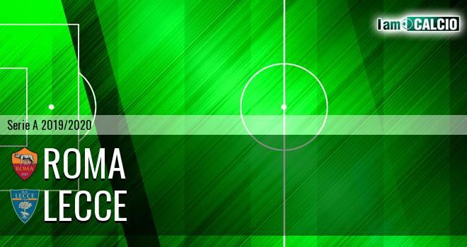 Roma - Lecce 4-0. Cronaca Diretta 23/02/2020