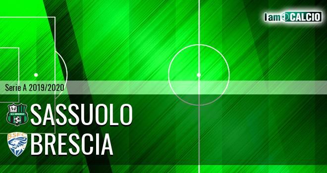 Sassuolo - Brescia