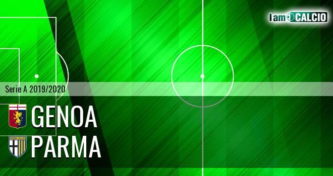 Genoa - Parma