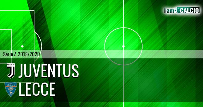 Juventus - Lecce 4-0. Cronaca Diretta 26/06/2020
