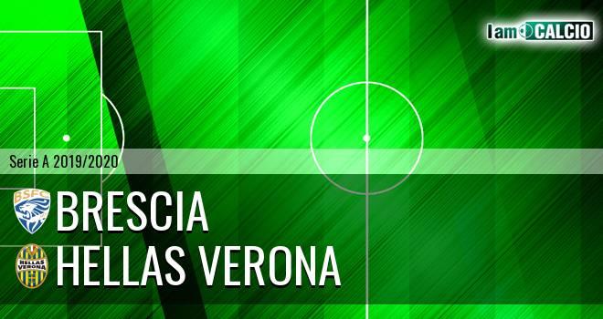 Brescia - Hellas Verona