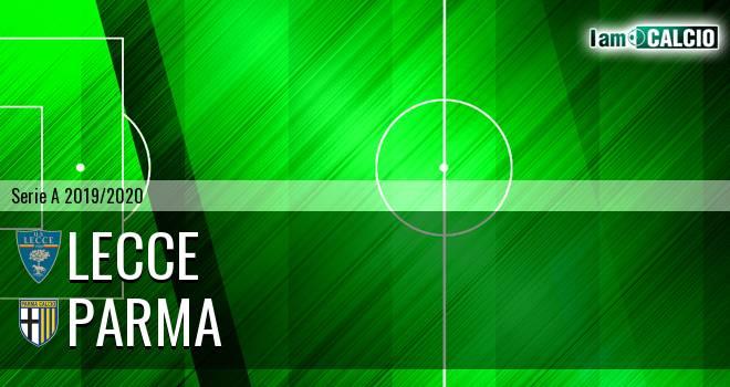Lecce - Parma 3-4. Cronaca Diretta 02/08/2020