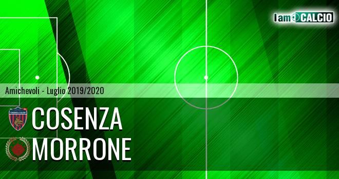Cosenza - Morrone