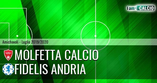 Molfetta Calcio - Fidelis Andria