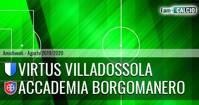 Virtus Villadossola - Accademia Borgomanero