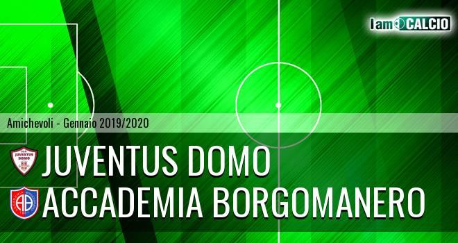 Juventus Domo - Accademia Borgomanero