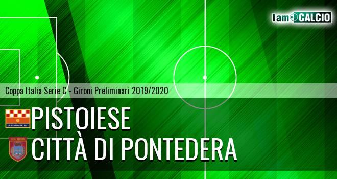 Pistoiese - Città di Pontedera