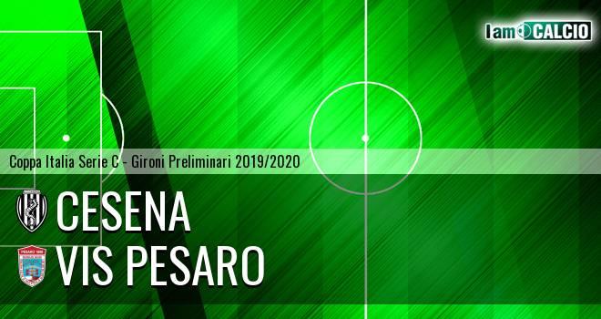 Cesena - Vis Pesaro