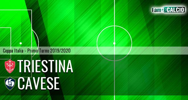 Triestina - Cavese