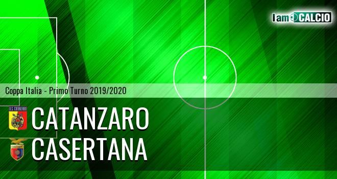 Catanzaro - Casertana