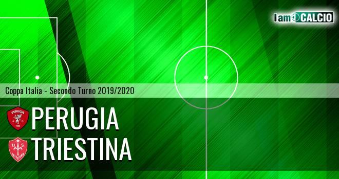 Perugia - Triestina