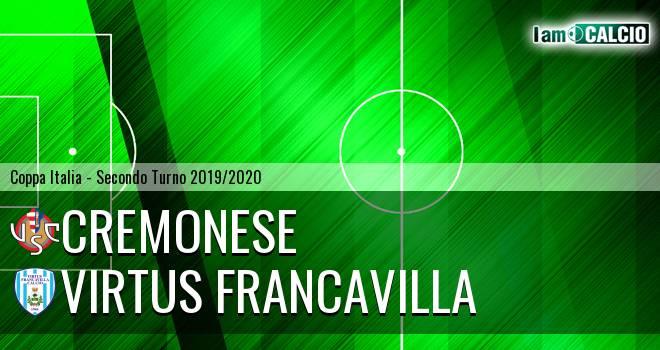 Cremonese - Virtus Francavilla