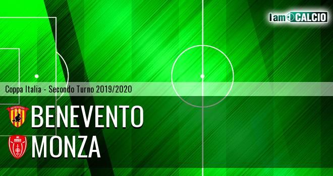 Benevento - Monza